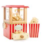 Machine à pop-corn - Jouet en bois écologique