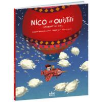 Nico et Ouistiti explorent le ciel - Un livre pour les enfants à partir de 5 ans