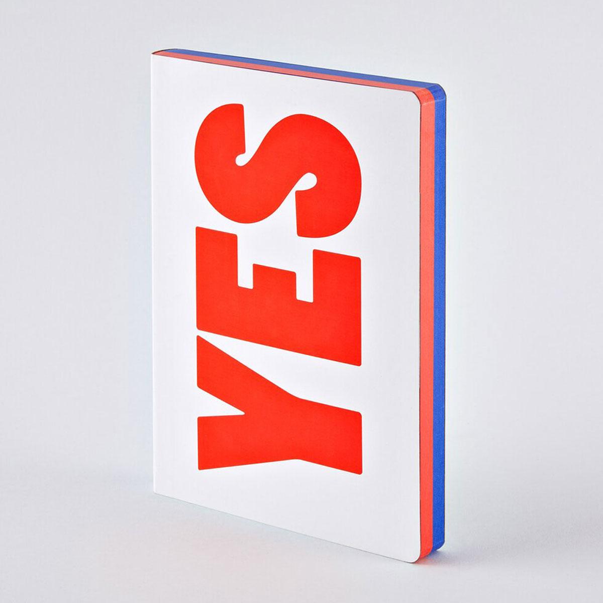 Nuuna | Cuaderno YES - NO | Malla de puntos