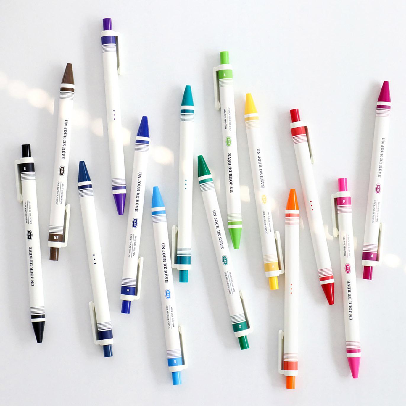 Comprar Iconic Bolígrafos de Gel Mildpen | Likely.es