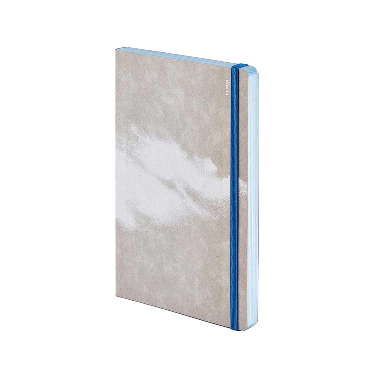 Nuuna | Cuaderno Inspiration Book M | Cloud Blue