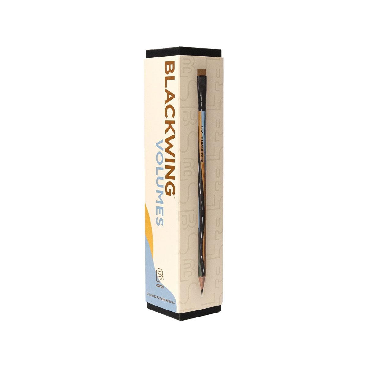 Set de 12 lápices Blackwing Edición Limitada Volume 223