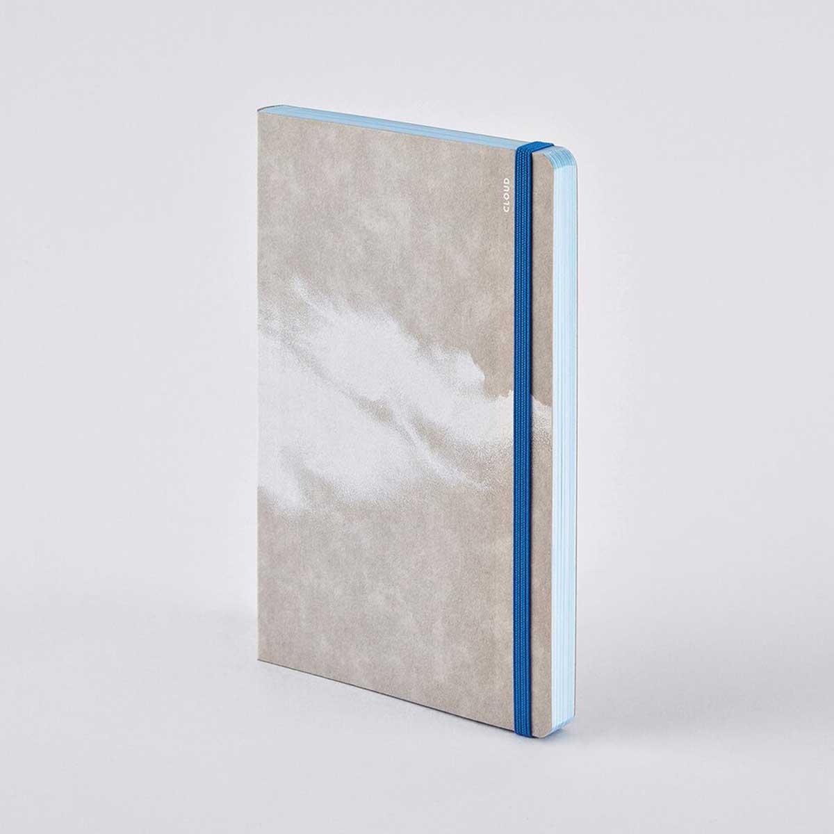 Nuuna   Cuaderno Inspiration Book M   Cloud Blue Precio habitual