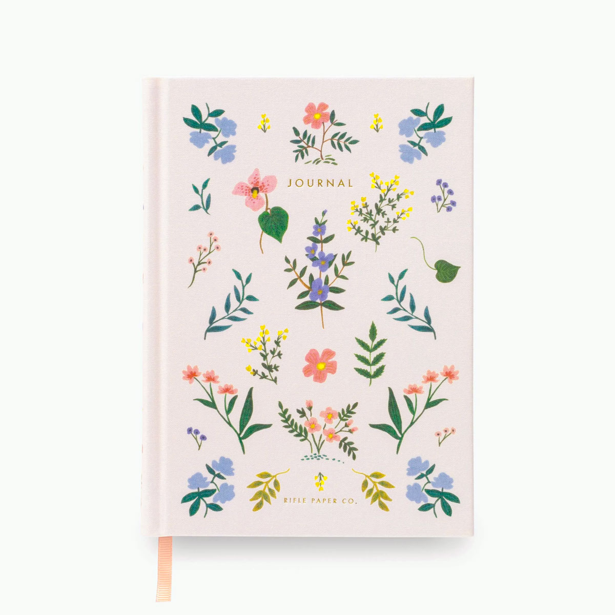 Rifle Paper Co. Cuaderno / Journal Wildwood | Hojas Rayadas |Likely.es