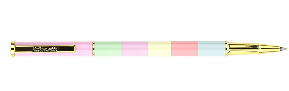 Bolígrafo Takenote | Colors