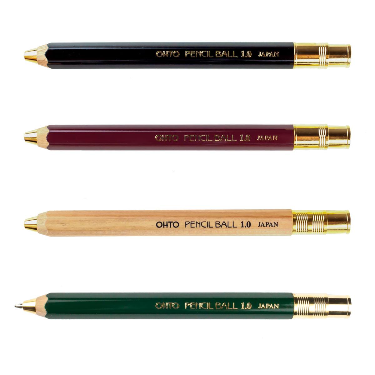 Bolígrafos de Madera OHTO 1.0 | Likely.es