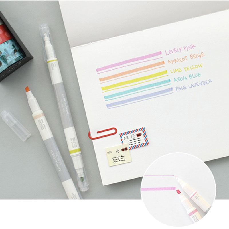 Comprar Iconic Rotuladores / subrayadores  2 Way Pastel Pen | Likely.es