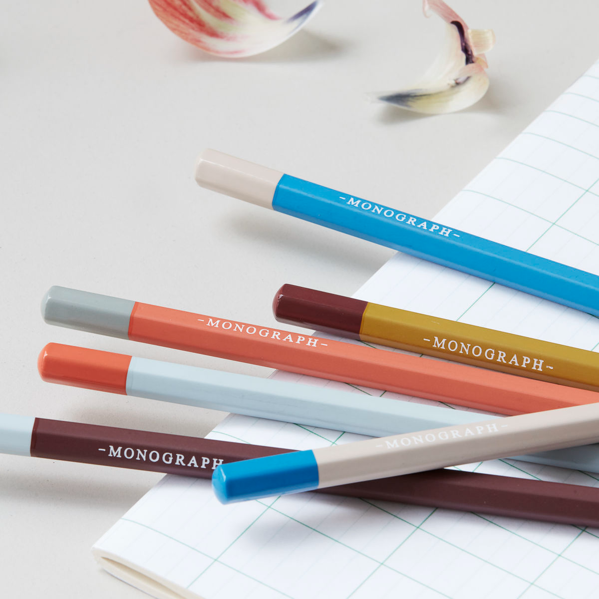 Comprar Monograph Set de 6 lápices Colors   Likely.es