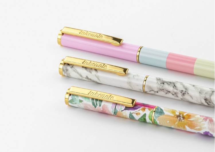 Bolígrafos Takenote