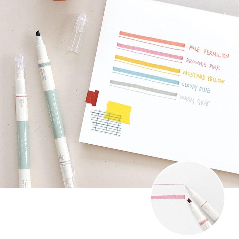 Comprar Iconic Rotuladores / subrayadores  2 Way Retro Pen | Likely.es