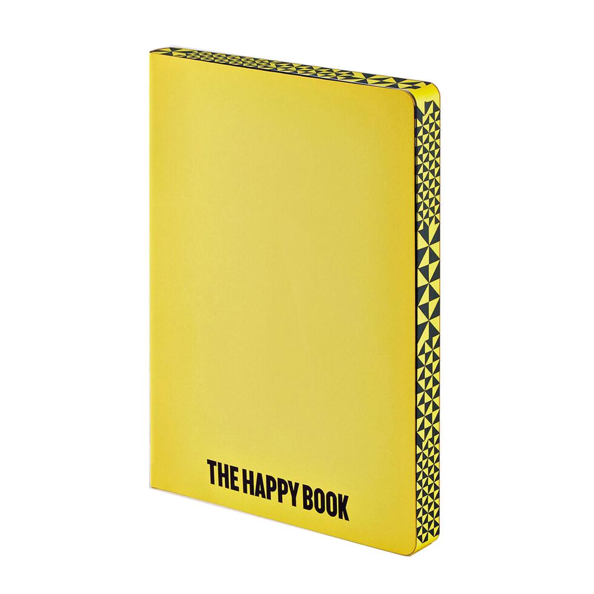 Nuuna | Cuaderno The Happy Book L | Malla de puntos | Bullet Journal