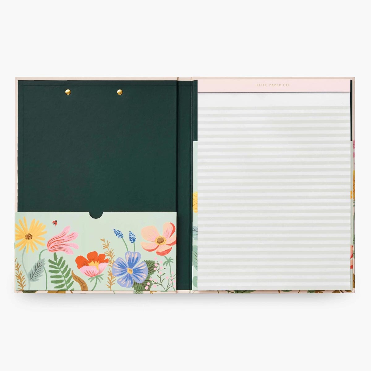 Carpeta Clipboard Strawberry Fields Clipfolio