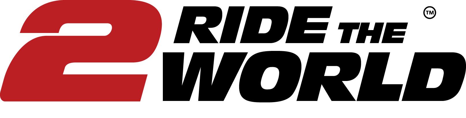 logo of 2 ride the world