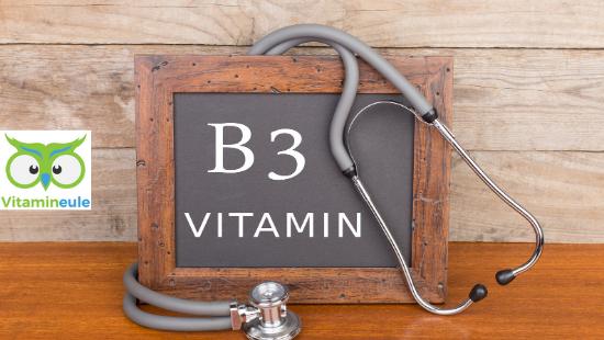 Was passiert bei einem Vitamin B3-Mangel?