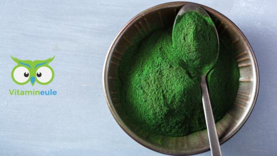 Welche Inhaltsstoffe hat Spirulina?