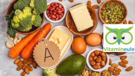 Vitamin A-Mangel beheben