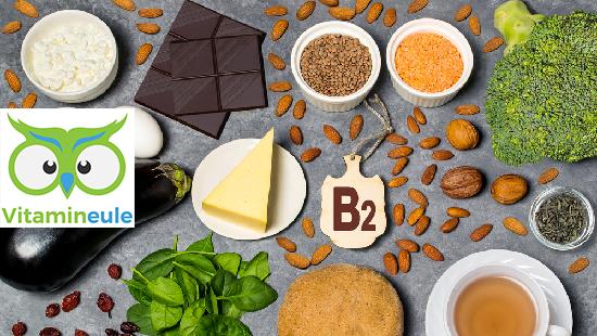 Welche Wirkung hat Riboflavin / Vitamin B2?