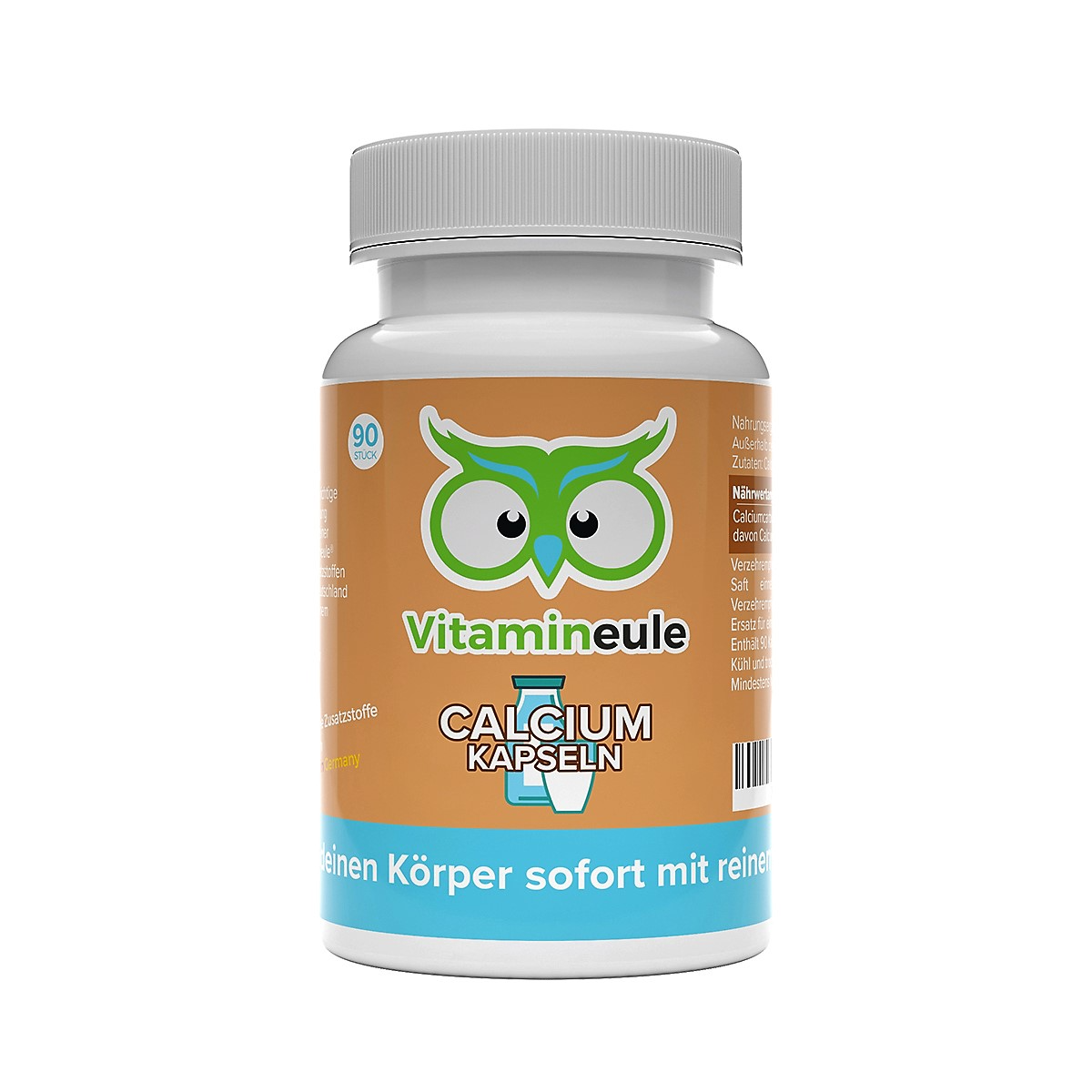 Calcium Kapseln von Vitamineule