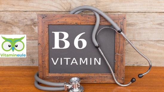 Welche Symptome kennzeichnen einen Vitamin B6-Mangel?