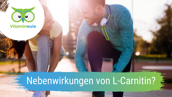 Bringt die Einnahme von L-Carnitin Nebenwirkungen mit sich?