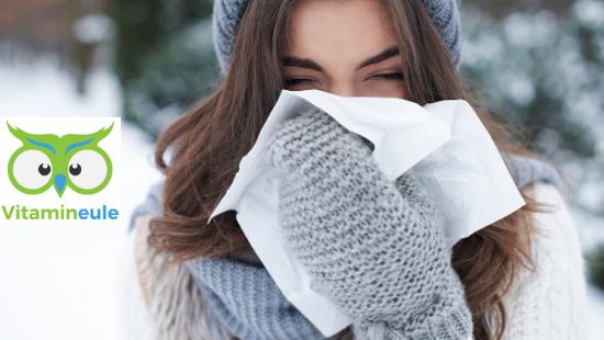 Hilft Zink bei einer Erkältung?