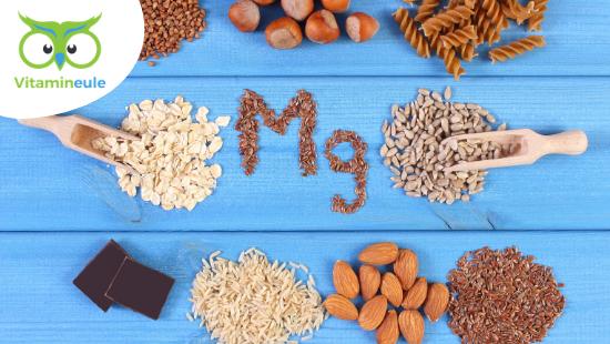 Was verhindert die Aufnahme von Magnesium?