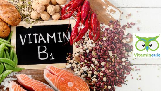 Welche Nebenwirkungen hat Thiamin / Vitamin B1?