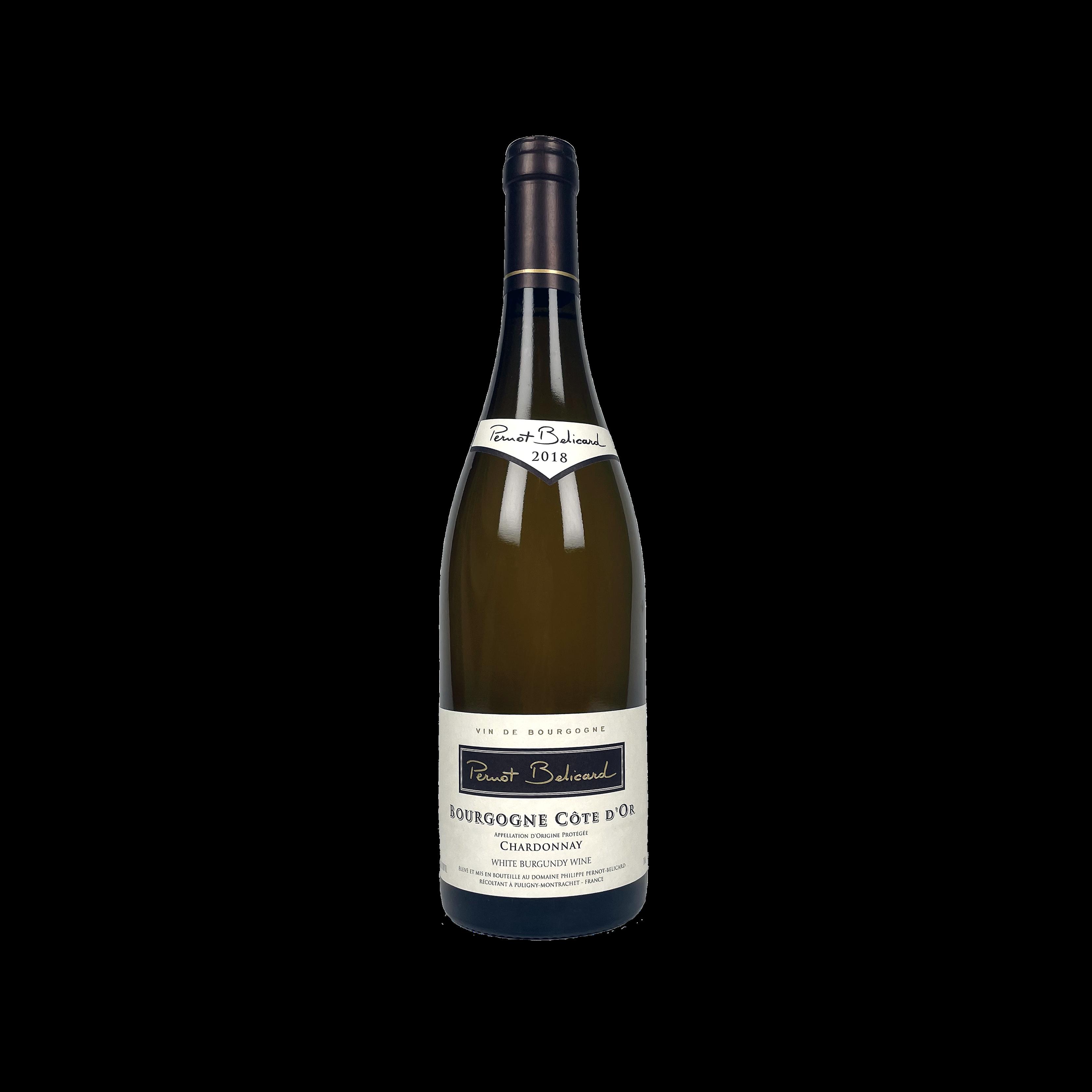 Pernot Belicard Bourgogne Cote D'Or Chardonnay, 2018, 75CL