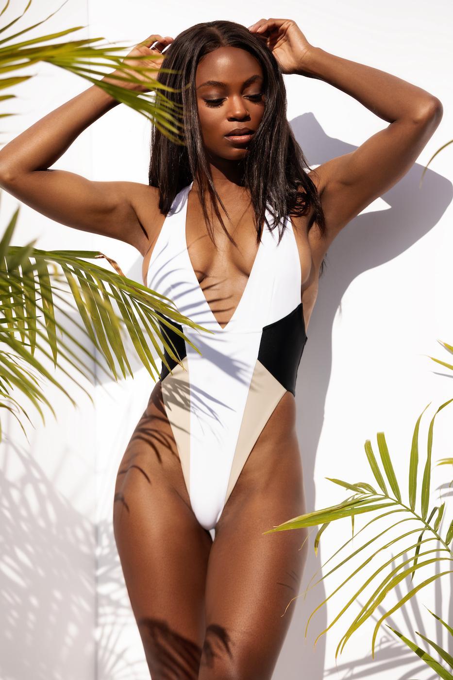 MBM Swim Crave one-piece Swimsuit
