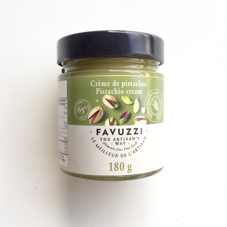 Crème de pistaches - Favuzzi
