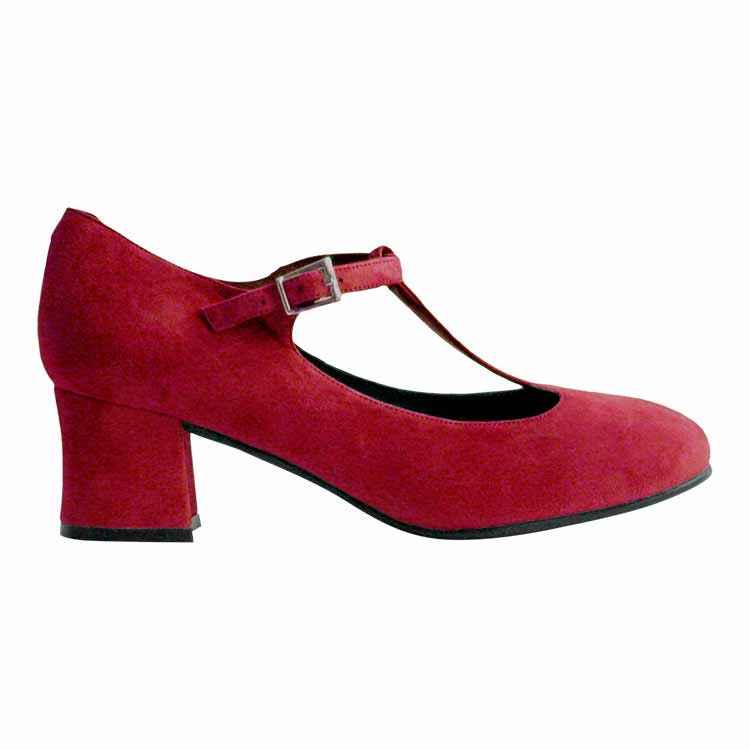 T-rem sko frida 22 fra nordic shoepeople