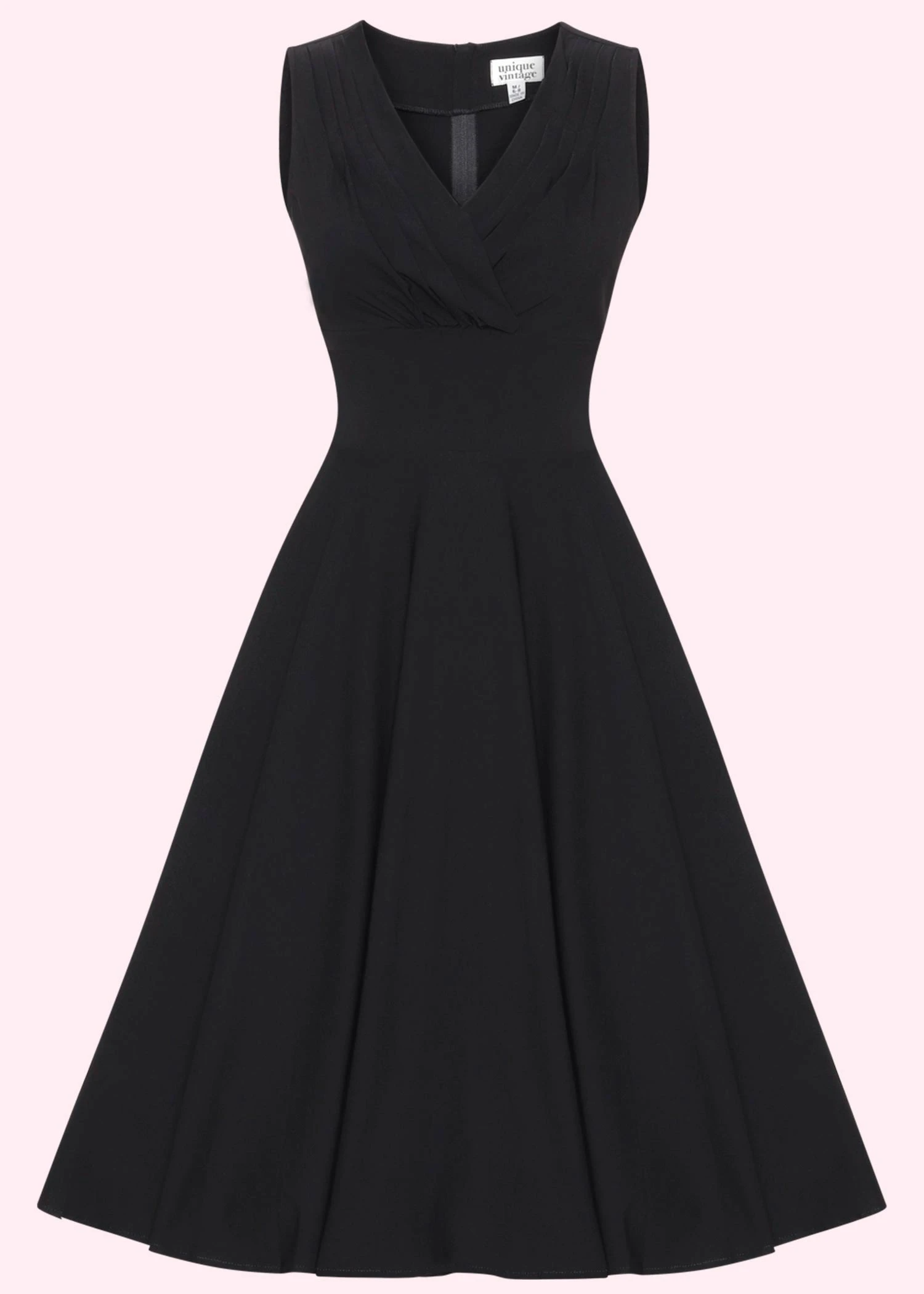 Delores swing dress out sleeves