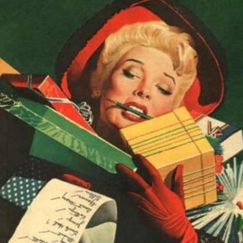 Vintage Christmas gift inspiration
