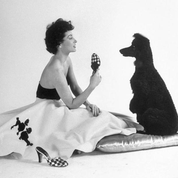 Moden i 1950'erne