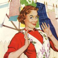 sådan passer du på dit vintage tøj