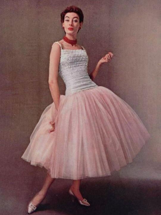 1950s Dior New Look