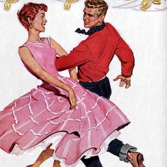 The history of the swing dress