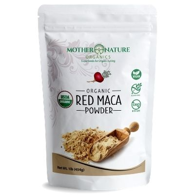Red Maca Powder