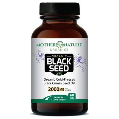 Black Seed Oil 2000mg