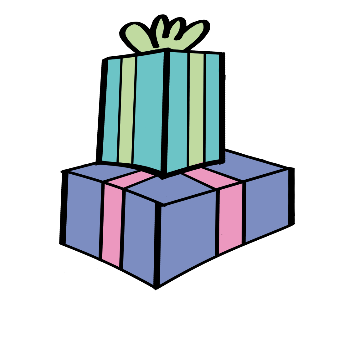 illustrated gifts