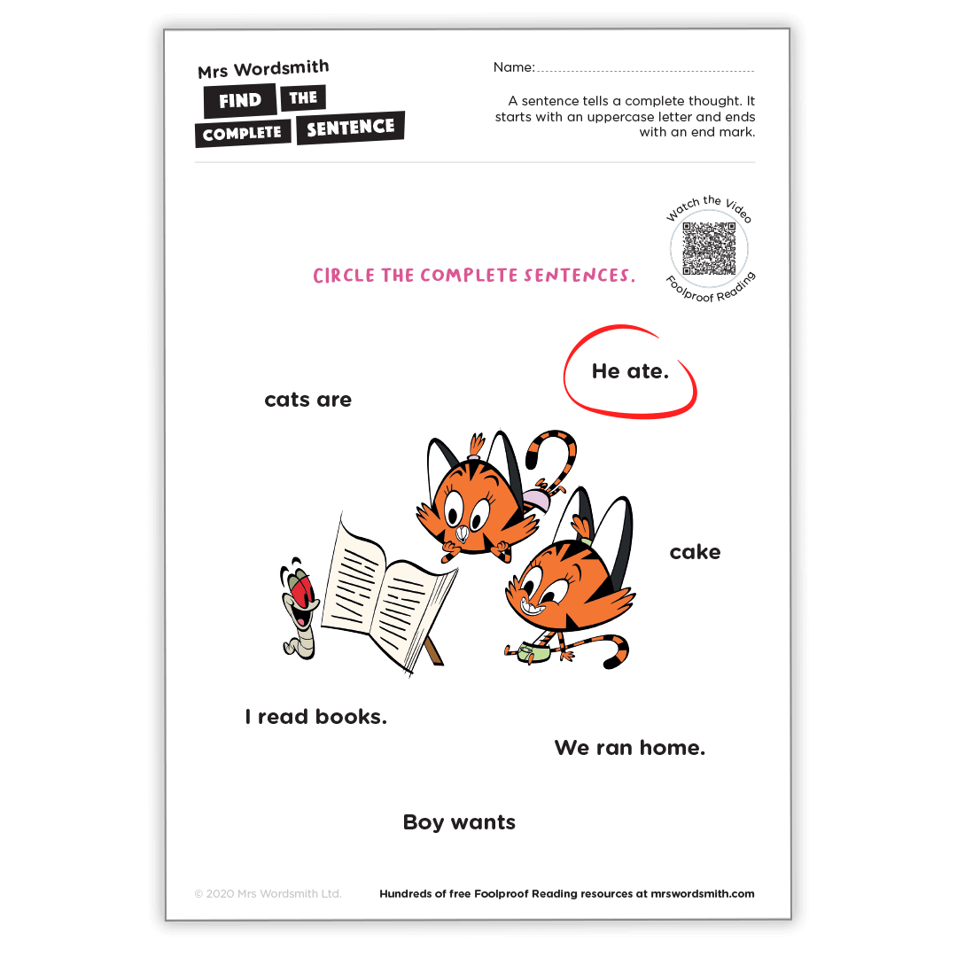 digraphs and trigraphs chart