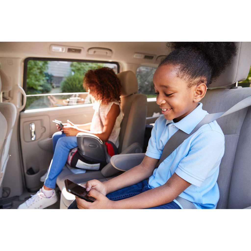 Seat Belt Syndrome