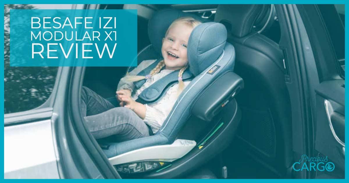 Complete Besafe Izi Modular Toddler Car Seat Review