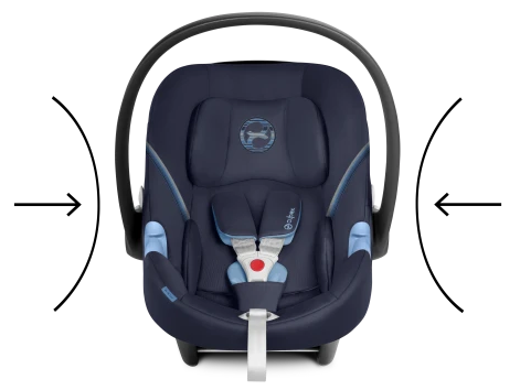 cybex aton m safety features