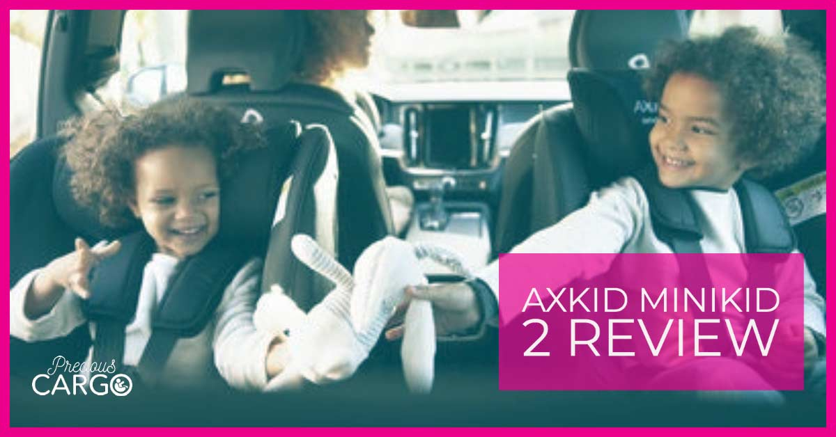 Complete Axkid Minikid 2 Toddler Car Seat Review