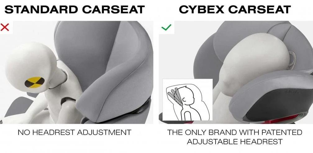 headrest recline