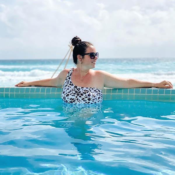 Nip Tuck Swim Australia Tummy Control One Shoulder Blog