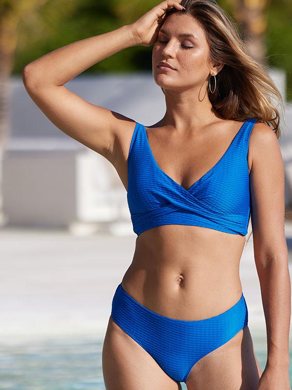 Nip Tuck Swim Tummy Control Omega Texture Swimwear