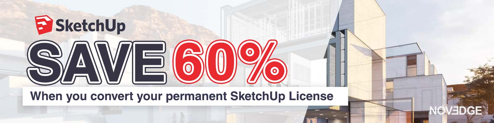 Convert Your SketchUp License and Save