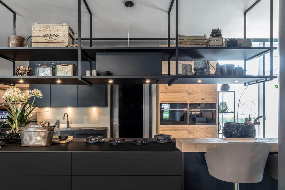 Frame van Wave | Fashion. for kitchen